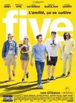 Five (2016) afişi