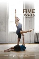 Five Dances (2013) afişi