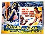 Floods of Fear (1958) afişi