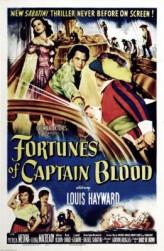 Fortunes Of Captain Blood (1950) afişi