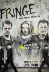 Fringe Sezon 5  afişi