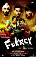 Fukrey (2013) afişi