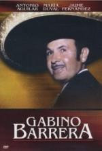 Gabino Barrera (1965) afişi
