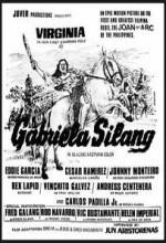 Gabriela Silang (1971) afişi