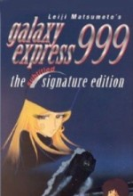 Galaxy Express 999 (1979) afişi