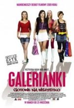 Galerianki (2009) afişi