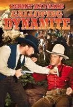 Galloping Dynamite (1937) afişi