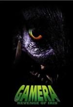 Gamera Revenge Of Iris (1999) afişi