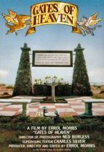 Gates Of Heaven (1978) afişi