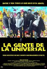 Gente De La Universal, La (1991) afişi