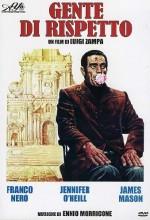Gente Di Rispetto (1975) afişi