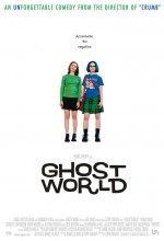 Ghost World (2001) afişi