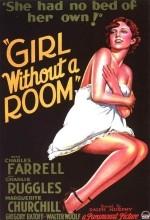 Girl Without A Room (1933) afişi