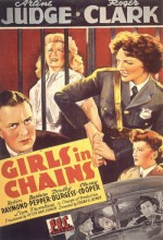 Girls In Chains (1943) afişi