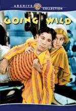 Going Wild (1930) afişi