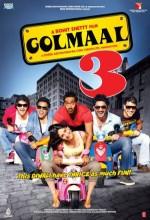 Golmaal 3 (2010) afişi