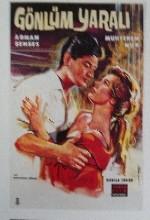 Gönlüm Yaralı (1961) afişi