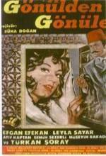 Gönülden Gönüle(ı) (1961) afişi