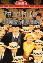 Goodbye, Mr. Chips (1969) afişi