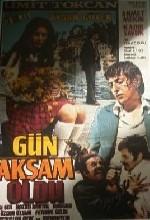 Gün Akşam Oldu (1974) afişi