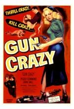 Gun Crazy (1950) afişi