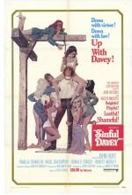Günahkar Davey (1968) afişi