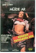 Güneşin Tutulduğu Gün (1983) afişi