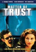 Güven Meselesi (1998) afişi