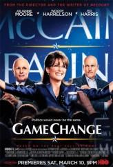 Game Change (2012) afişi