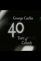 George Carlin: 40 Years of Comedy (1997) afişi