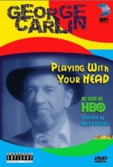George Carlin: Playin' with Your Head (1986) afişi