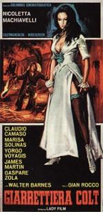 Giarrettiera Colt (1968) afişi