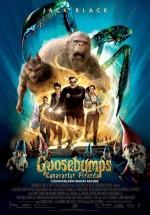 Goosebumps: Canavarlar Firarda (2015) afişi