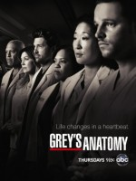 Grey's Anatomy Season 10 (2013) afişi