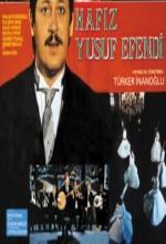 Hafız Yusuf Efendi (1987) afişi