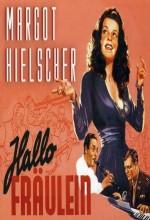 Hallo, Fraulein! (1949) afişi