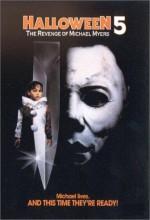 Halloweeen 5 : Michael Myers'ın İntikamı (1989) afişi