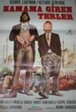 Hamama Giren Terler (1974) afişi