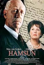 Hamsun (1996) afişi