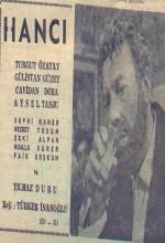 Hancı (1961) afişi