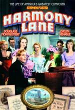 Harmony Lane (1935) afişi