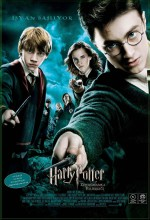 Harry Potter and the Order of the Phoenix (2007) afişi