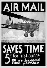 Hava Postası (1932) afişi