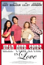 Head Over Spurs In Love (2010) afişi