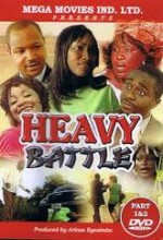 Heavy Battle (2008) afişi