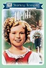 Heidi (1937) afişi