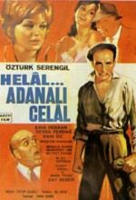 Helal Adanalı Celal (1965) afişi