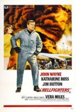 Hellfighters (1968) afişi