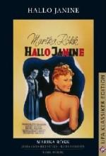 Hello Janine! (1939) afişi