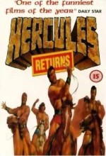Hercules Returns (1993) afişi